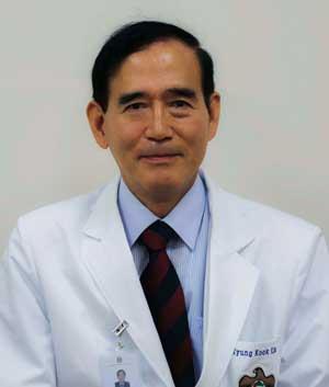Dr. KyungKook Kim
